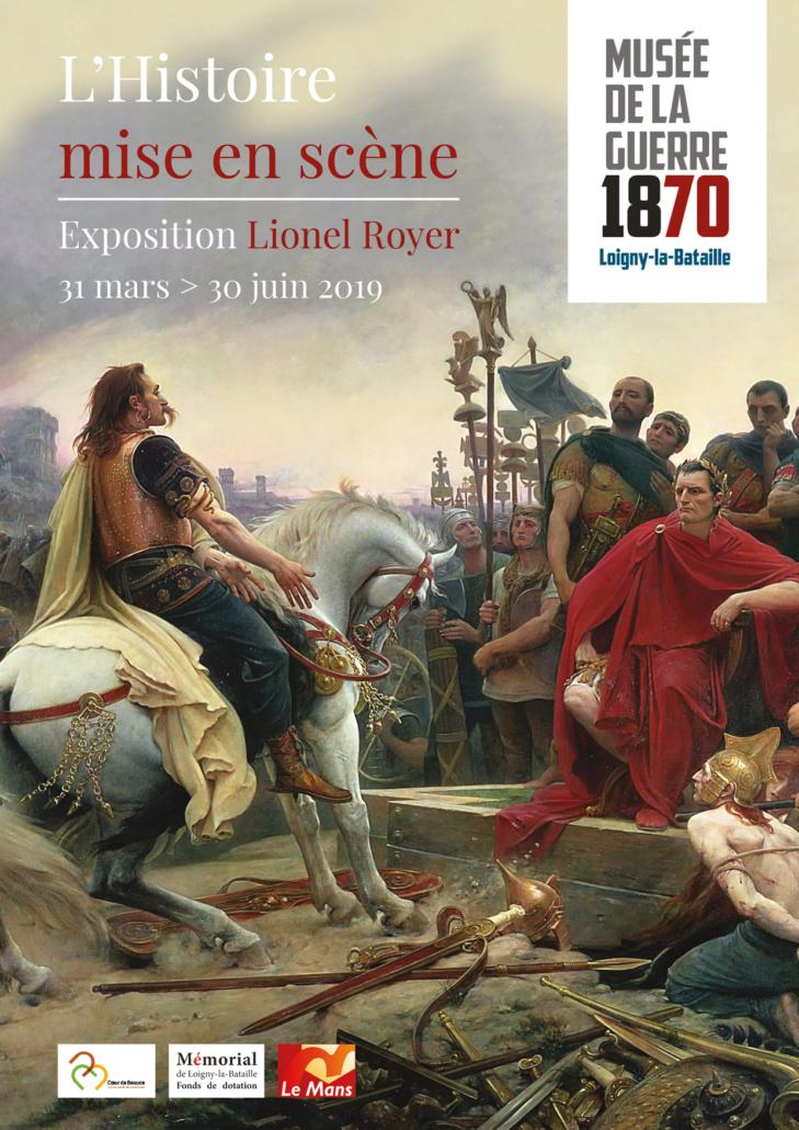 Affiche A3 Lionel Royer